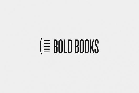 Bold Books Identity — by Fon Kumuro #branding #bold #books #identity #logo #kumuro #fon