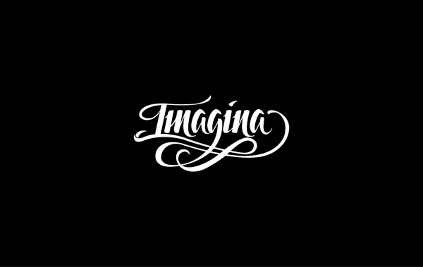 Beauty Custom Lettering Design by Ritchie Ruiz #lettering #font #typography #inspirations
