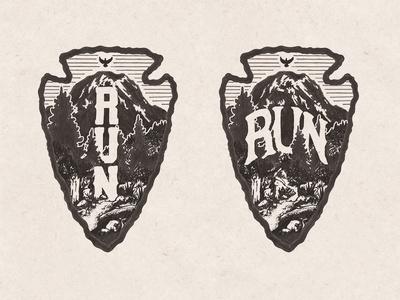 Into The Arrowhead #run #arrowhead