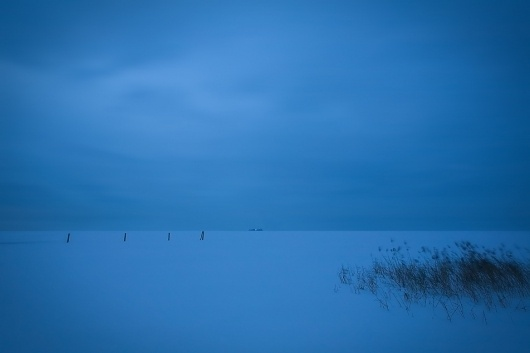 Reading The Unwritten, photography by Volker Birke #landscape