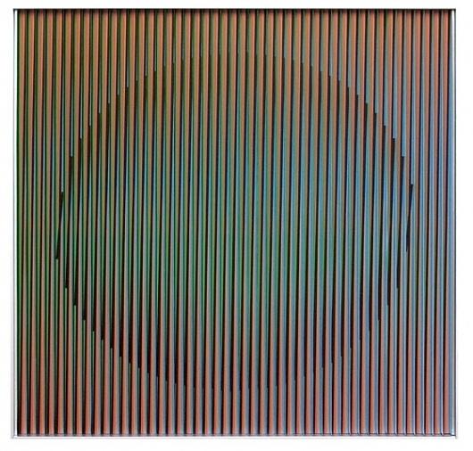 Carlos Cruz Diez - Physichromie 2522 #art