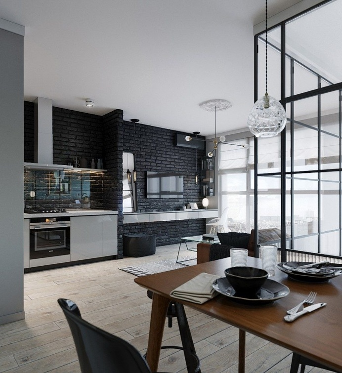 All Small Apartment by MARTIN Architects 2