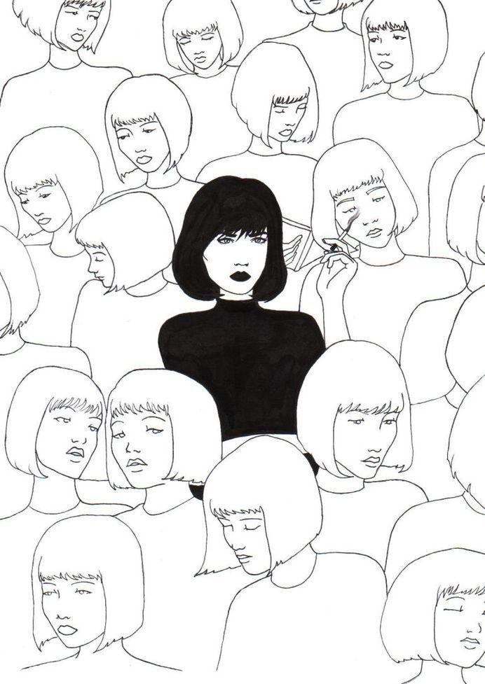 Sivan Karim Illustrations — The One