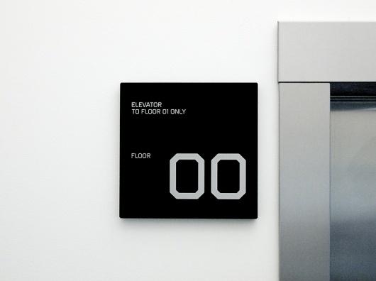 Identity | Stockholm Designlab #interior #signage #typography