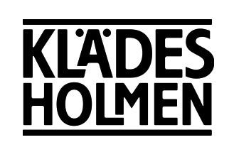 Klädesholmen Seafood Logotyp 1 #factory #logo #fish #tradition