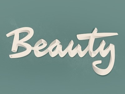 Beauty by Laura Meseguer #script