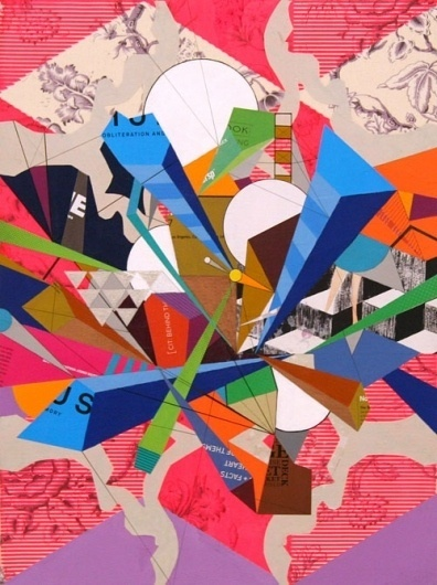 Selected Works « Clark Goolsby #colourful #art #modern