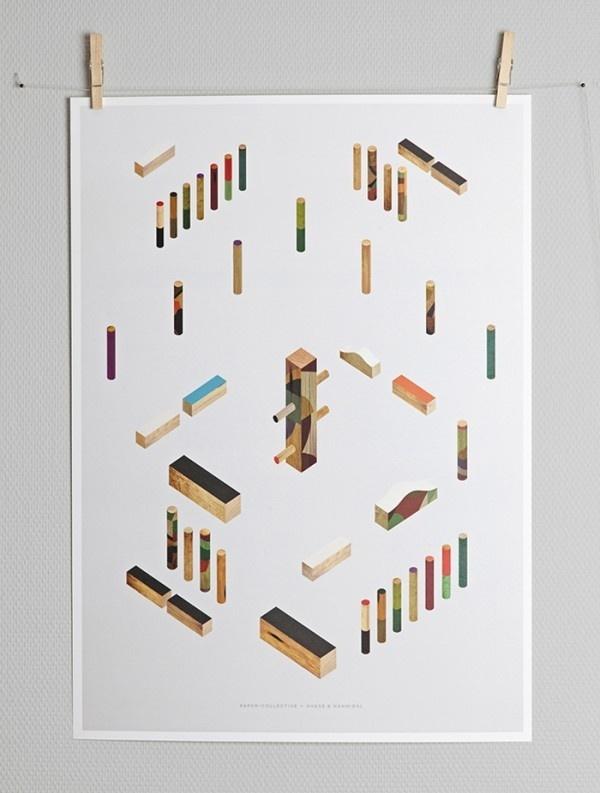 PC_Product_0013_Hvass & Hannibal #illustration #poster