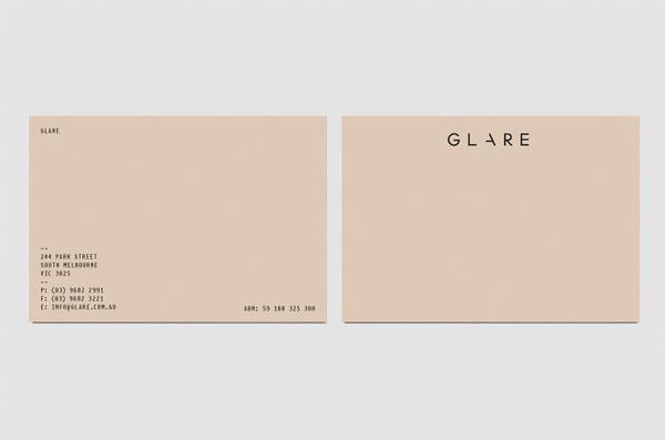 glare_card #card #business