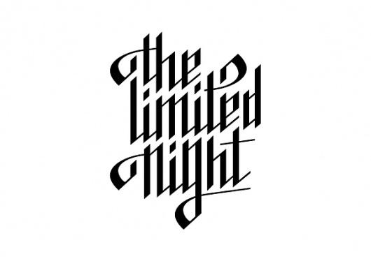 Logo Design by Kissmiklos | Daily Inspiration #logo #typography