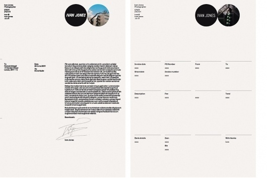 StudioMakgill - Ivan Jones #letter #design #graphic