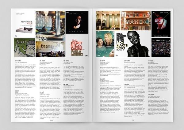 Magazine Spread 3 #magazine