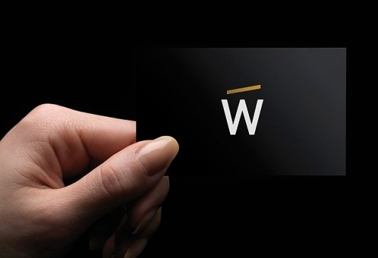 W&Cie | Identity Designed #card #business