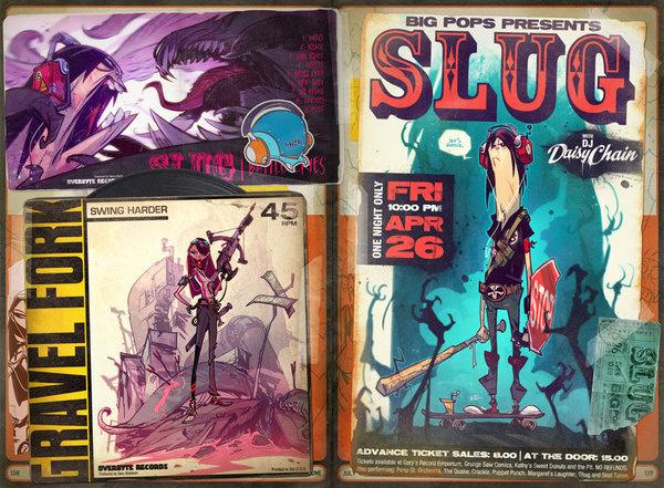 SLUG #creaturebox