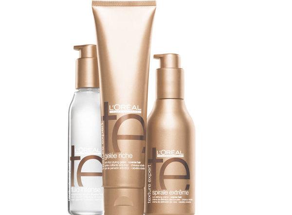 L'Oréal Professionnel, TextureExpert #packaging #cosmetic #beauty