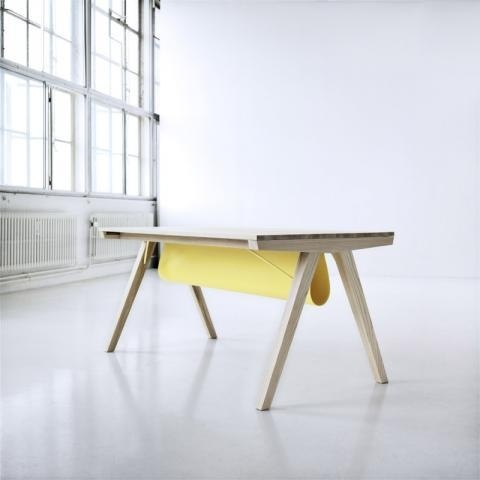 Table Borrod 2007, Line Depping #line #depping #wood #furniture #borrod #table