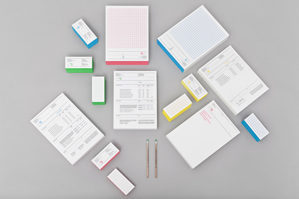 Yoshida Design « Design Bureau – Lundgren+Lindqvist #identity #branding #stationery