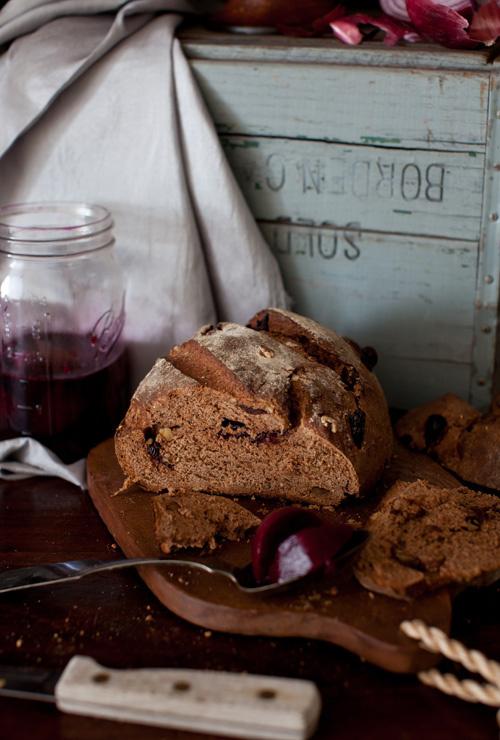Walnut Bread 3 #food