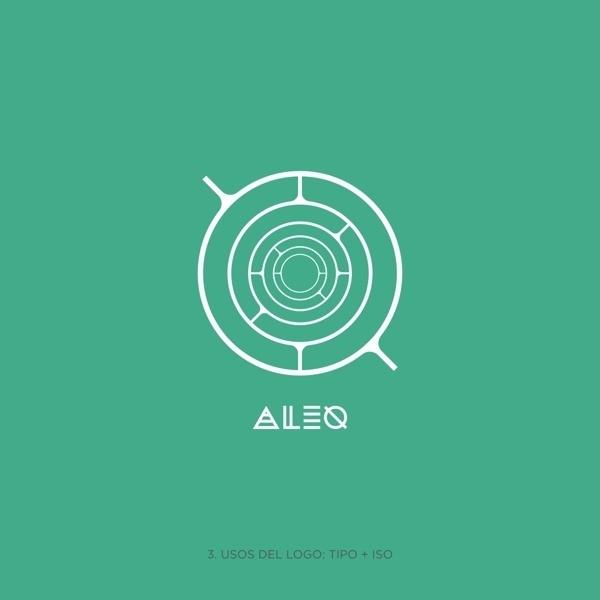 Ale Q - Identity #logotype #branding #identity #music #logo #typography