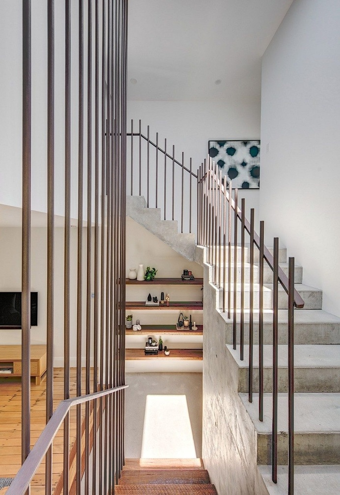 Balmain Semi House - Alterations and Additions 6