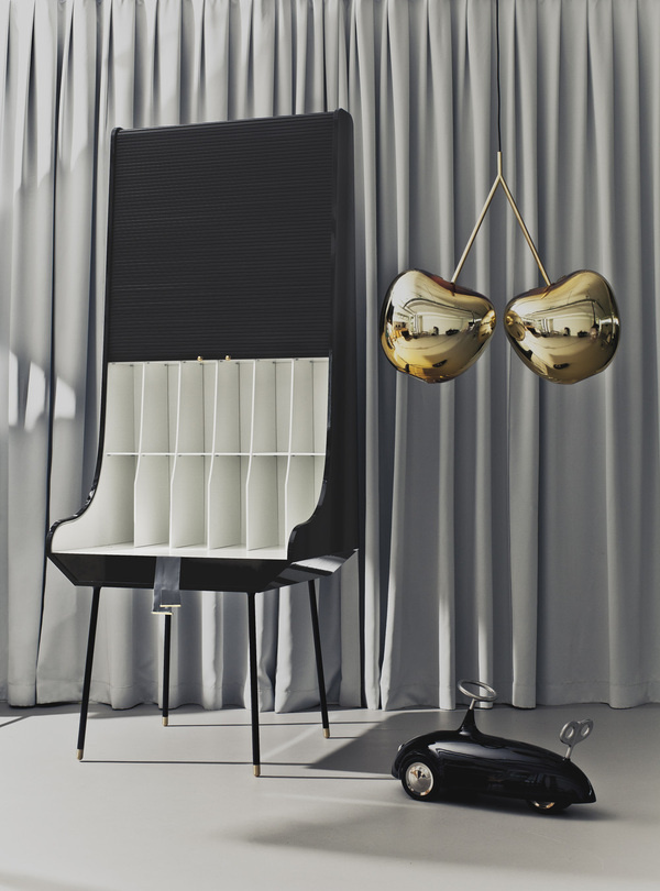 Secretaria Desk by Nika Zupanc #minimal #minimalism #minimalist #modern design #minimal design #minimalist design #leibal #minimalism design