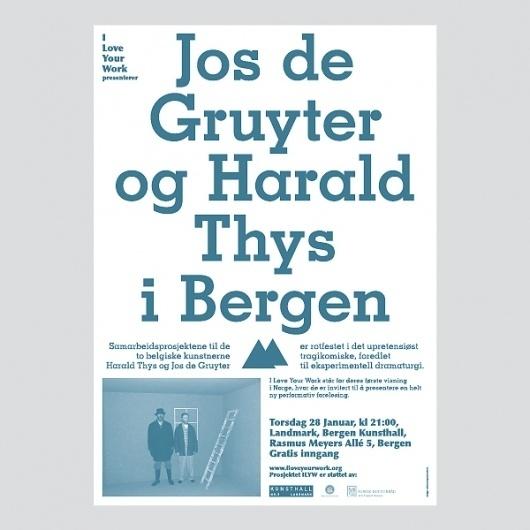 Raf Vancampenhoudt #poster