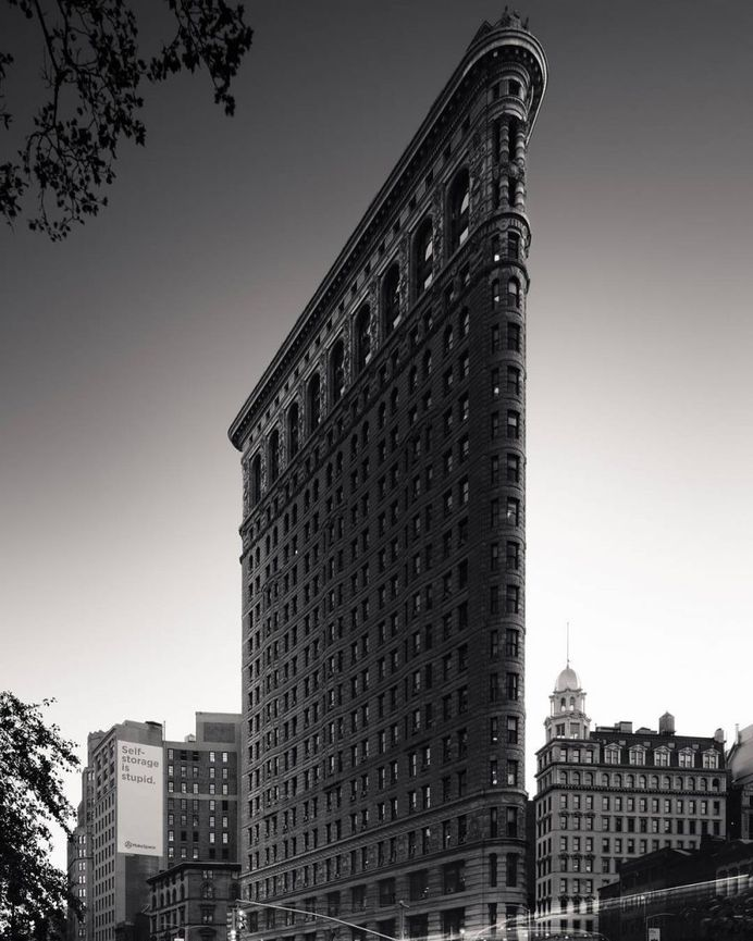 Spectacular Black and White Architecture Photography by Joel Tjintjelaar