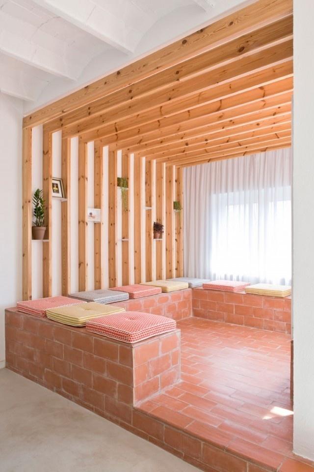 Rocha Apartment4 #interior #design #decor #deco #decoration