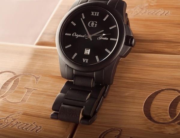 Original Grain Watches #men #watches