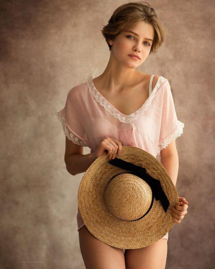 Marvelous Female Portrait Photography by Dennis Drozhzhin