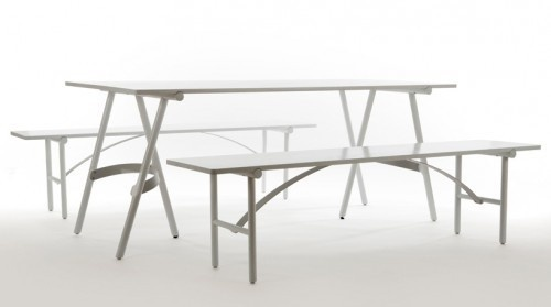Bow by Benjamin Hubert #design #table #minimal