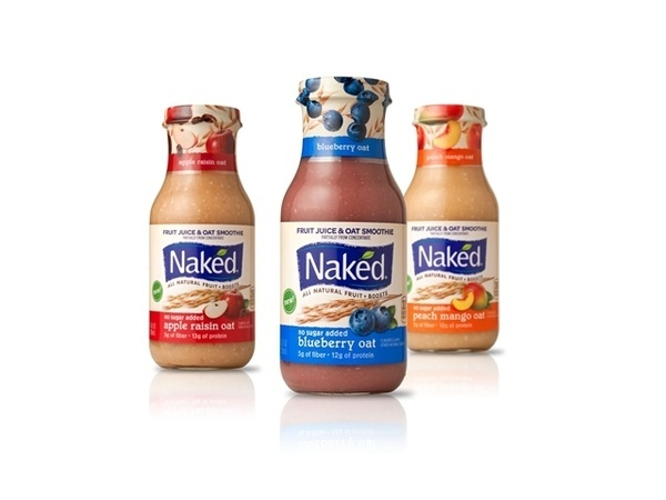 Naked #packaging