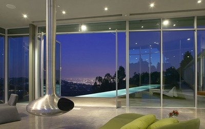 If It's Hip, It's Here: $6 Mill Crib With Outdoor Cinema For Sale (Maybe They'll Throw In The Windex).