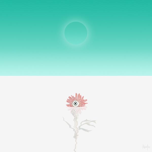 Flora/Fauna #illustration #collage #animal #nature