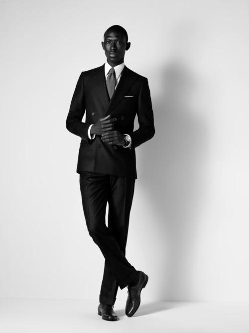 fabulouslymemzb: ARMANDO….What A Beautiful African Man! #black #photography #fashion #man #suit
