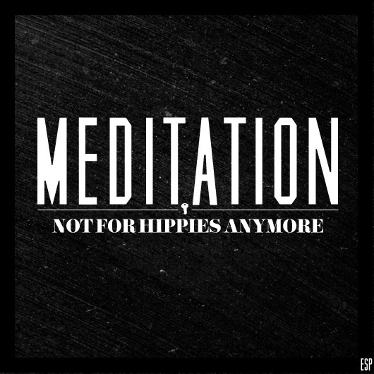 med.png (PNG Image, 530x530 pixels) #album #design #graphic #meditation #hippies #art #typography
