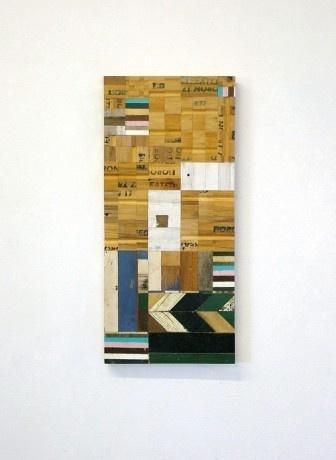richardpearse2011_kiwi #wood #panel #art