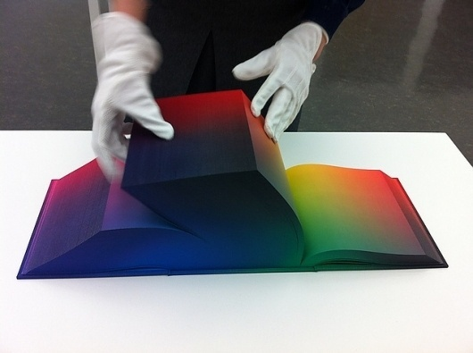 Book of color | Flickr - Photo Sharing! #spectrum #colors #book