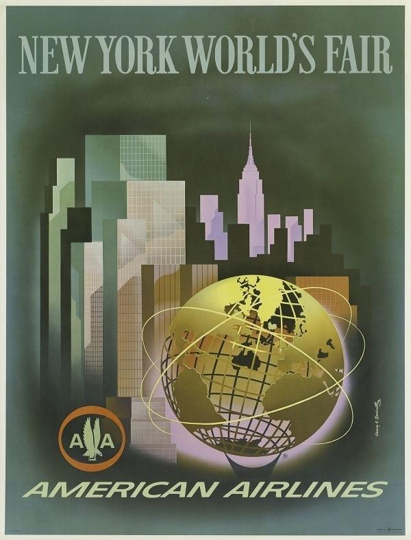 Tumblr #nyc #vintage #poster