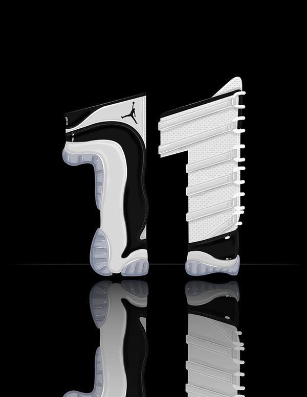13thCollective Jordan Concept Project on Behance #jordan #air #mj #aj1 #aj #nike #aj11 #sneaker #basketball