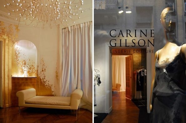 Carine Gilson Lingerie Couture #lingerie #paris #clothing #shop #hipshops