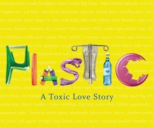 Interview with Susan Freinkel, author of Plastic: A Toxic Love Story: Change Observer: Design Observer #photography #lighter #plastic #collage #love #typography