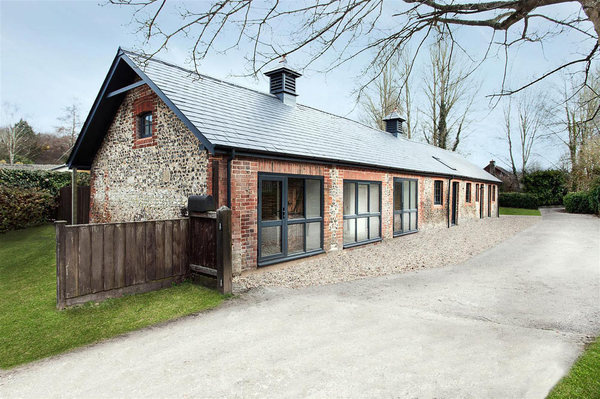 Old Horse Stables Become a Modern Home with Character #interior #design #decor #architecture #deco #decoration