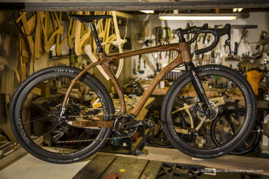 ConnorCycles #wood