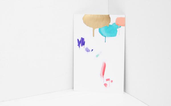 Anagrama | Bonnard #paint #scans
