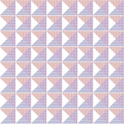 All sizes | 010104 | Flickr - Photo Sharing! #pattern #design #shapes #graphic #experimental #triangles