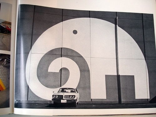 Visual Transformation - Walter Diethelm | Flickr - Photo Sharing! #walter #elephant #wall #diethelm #car #ant #eater