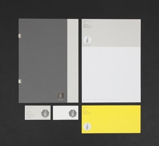 Design Principles by Associate #print #identity #stationery