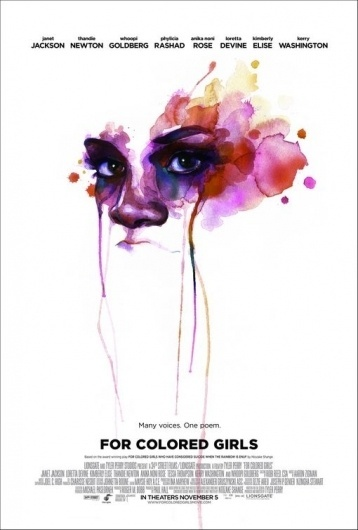 For Colored Girls Poster - Internet Movie Poster Awards Gallery #colors #poster