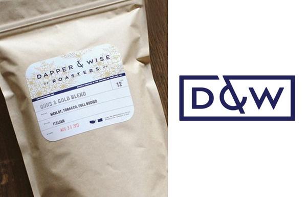 Dapperwise #logotype #identity